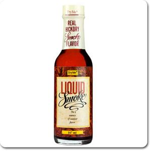 "Try Me Hickory ""Liquid Smoke"" 147 ml."