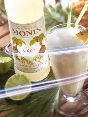 MONIN Kokos sirup 250 ml.