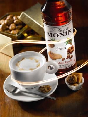 MONIN Praline sirup 250 ml.