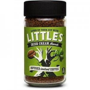 "Little's ""Irish Cream"" instant kaffe 50 g."
