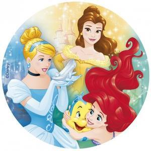 Disney, Princess, sugar wafer picture, 20 cm.