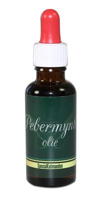 Pebermynteolie 10 ml.