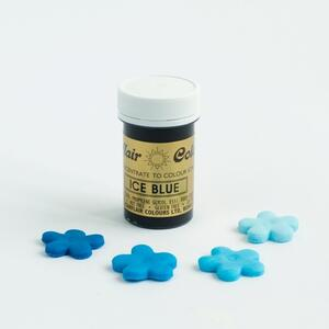 Ice Blue icing color 25 g.