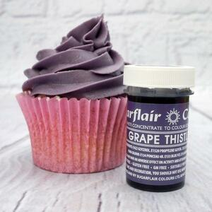 Grape Thistle icing color 25 g.