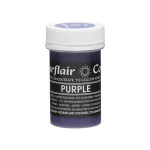 Purple icing color 25 g.
