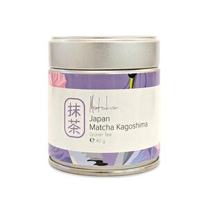 Matcha tee, Japanese green tea, 40 g.