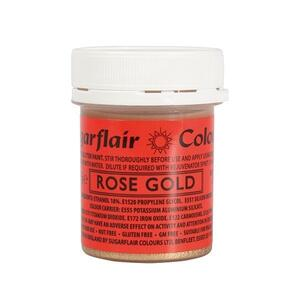 Glitter Food Paint - Rose Gold 35 g.