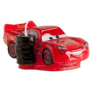 Cars Candle 8,5 cm.