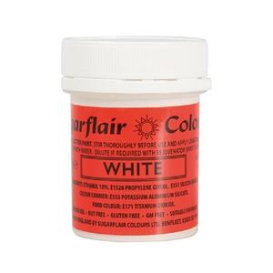 Glitter Food Paint - White 35 g.