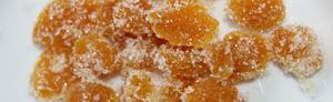Candied Ginger 100 g.