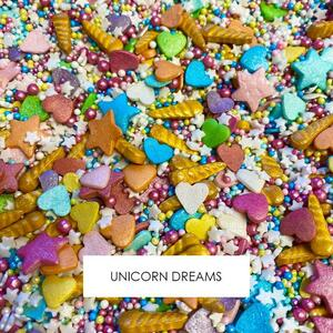 Unicorn Dreams sprinkles mix 80 g.