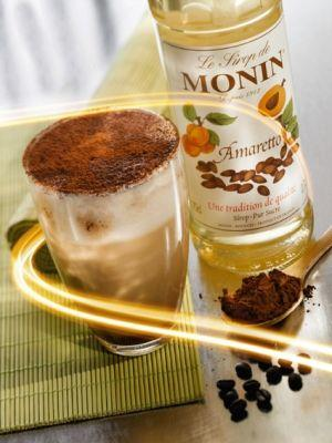 MONIN Amaretto sirup 250 ml.