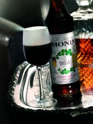 MONIN Irish syrup 250 ml.