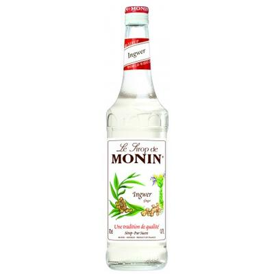 MONIN Ingefær sirup 250 ml.