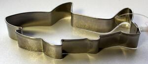Shark metal cutter 4,2 x 9,3 cm.