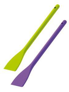 30 cm. Silicone spatule, ass. color