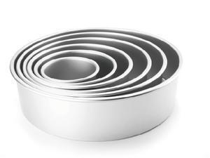 Round Extra deep cake pan, 30 x 10 cm. high
