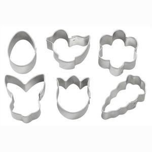 Easter Mini Cookie Cutter Set, 6-Pc.
