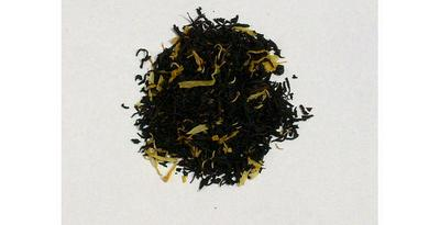 Orange Earl Grey te, 500 g.