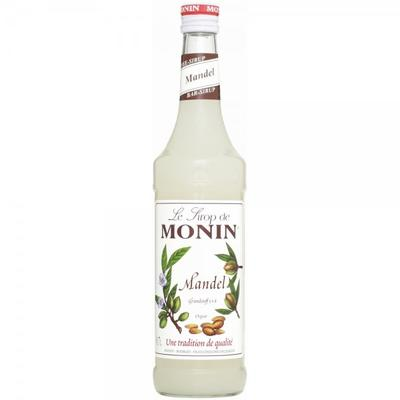 MONIN Almond syrup 250 ml.