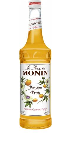 Monin Passion fruit syrup 250 ml.