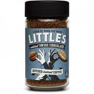 "Little's ""Swiss Chocolate"" instant kaffe 50 g."