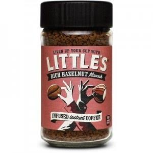 "Little's ""Rich Hazelnut"" instant kaffe 50 g."