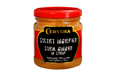 Pickled ginger in syrup 250 g.