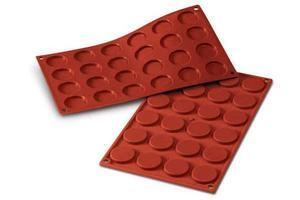24 pc. mini Fiorentine silikon baking mat
