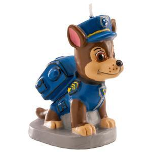 3D CANDLES Chase 7CM PAW PATROL