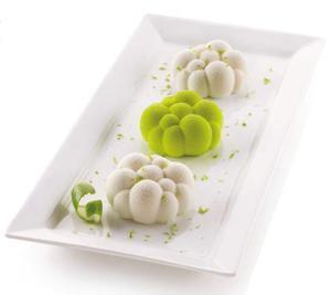3D silicone mould, mini Bollicini