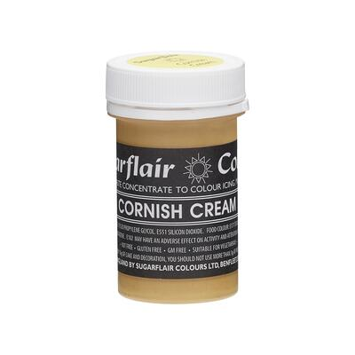 Cornish Cream icing color 25 g.