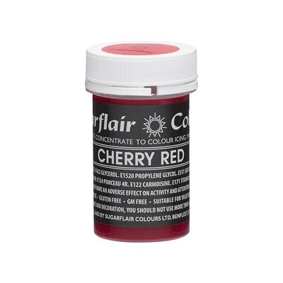 Cherry Red icing color 25 g.
