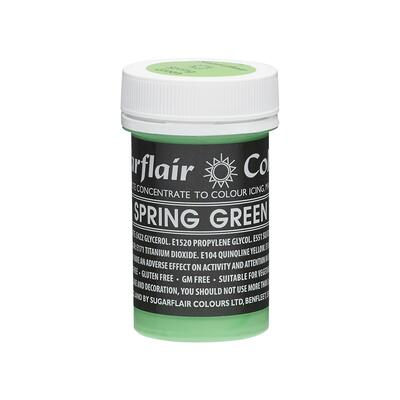 Spring Green icing color 25 g.