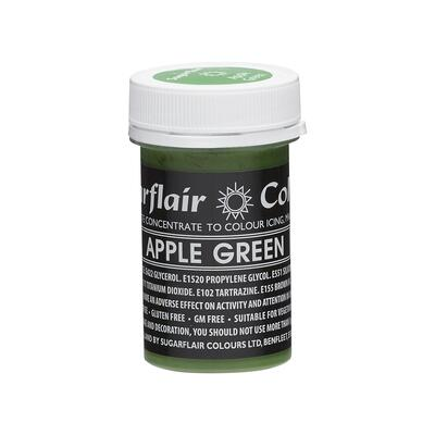 Apple Green icing color 25 g.