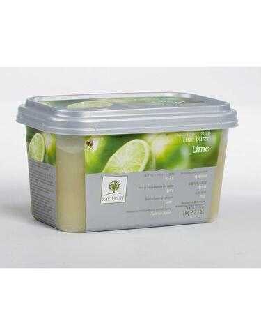 Lime puree 1 kg., frozen