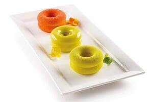 3D silicone baking mould, MINI ARENA