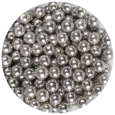 Silver Pearls 6mm 40 g.