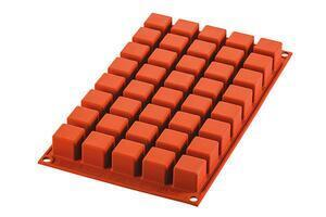 40 pc. Mini Cube silicone baking mat