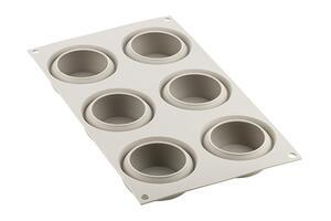 3D silikon baking mould, Mini Dot