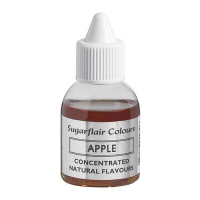 Sugarflair 100% Natural Flavour Apple 30ml