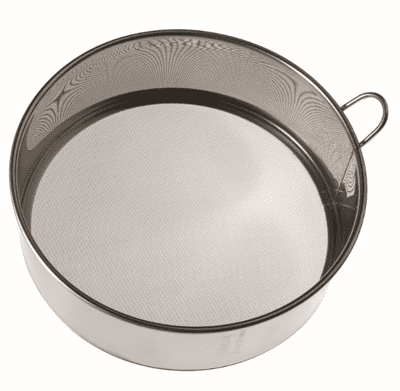 Stainless Steel Fine Mesh Sifter 16,5 cm.
