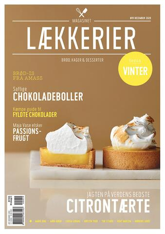 Magasinet Lækkerier #19: Vinter
