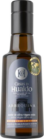 Extra virgin olive oil Arbequina 250 ml.