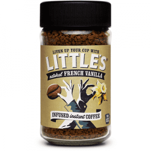 "Little's ""French Vanille""  instant kaffe 50 g."