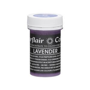 Lavender icing color 25 g.
