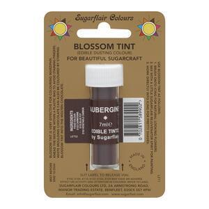 Aubergine powder color 7 ml.