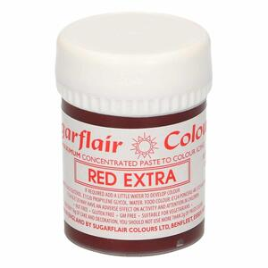 Extra Red icing color 42 g.