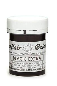 Extra black icing color 42 g.