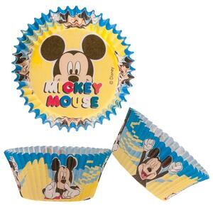 Mickey Mouse standard baking cups, 50 pieces